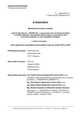 stáhnout - Olomoucký kraj