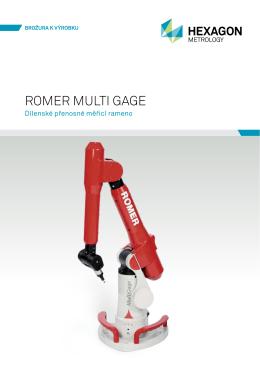 roMEr Multi gAgE