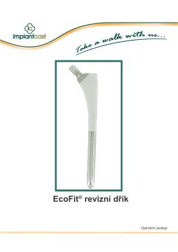 EcoFit® revizní dřík
