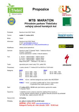 ZDE - mtb maraton