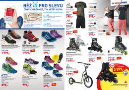 IS BĚŽ PRO SLEVU - Intersport Klatovy