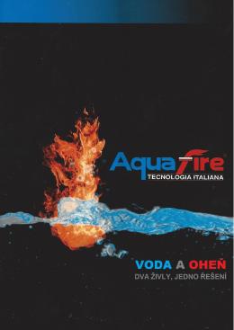 Katalog aquafire ve formátu PDF