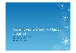 3 - Chmelařová_Kognitivní trénink - Happy neuron [režim kompatibility]