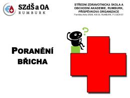 14. kap._PRP_poranění břicha