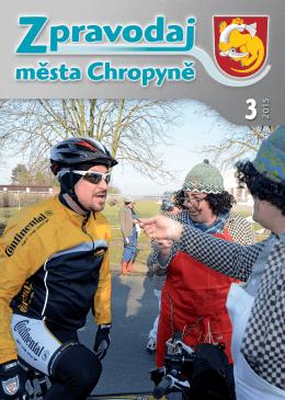 Číslo 3-2015 - Město Chropyně