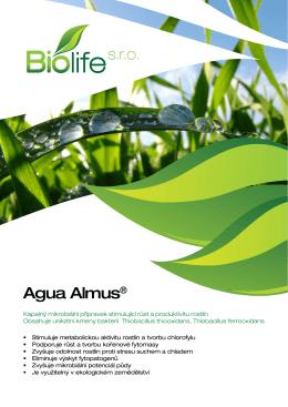 Agua Almus®