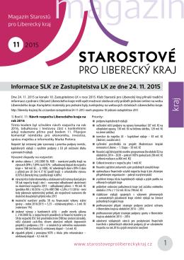 PDF magazínu SLK - listopad 2015