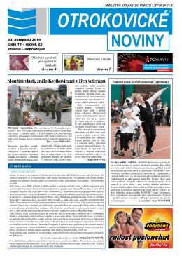 sobor ke stažení - Otrokovické noviny