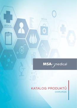 Chirurgie - MSA Medical