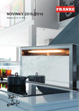 novinky 2015/2016 - Delta Design sro