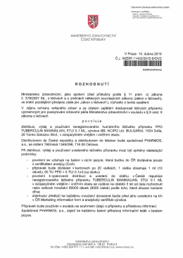 Dokument obsahuje elektronický podpis