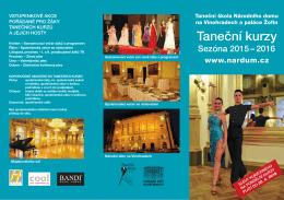 Taneční kurzy