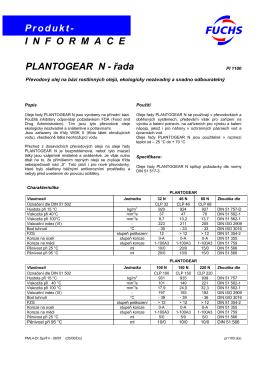 Plantogear N