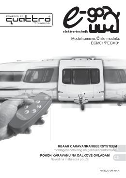 ECM01/PECM01 - Campi
