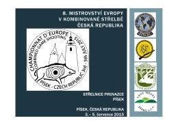 8. mistrovství evropy v kombinované střelbě česká republika