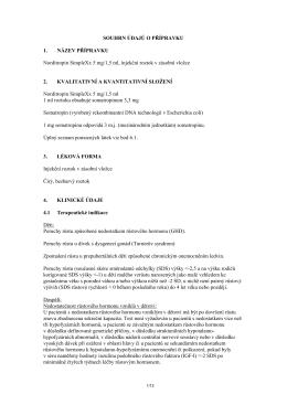 Souhrn údajů o přípravku - novonordisk