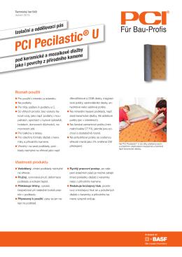 PCI Pecilastic