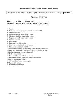 ZDE - Střední odborná škola a Střední odborné učiliště, Dubno