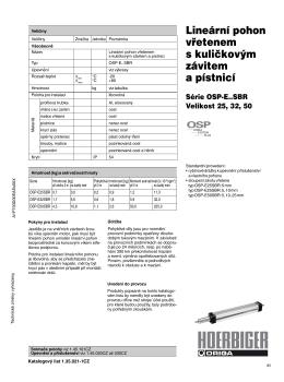 Konstrukční řada OSP