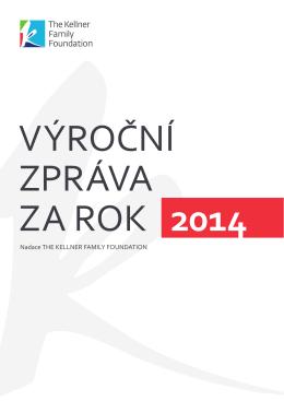 dokument ke stažení Výroční zpráva 2014 pdf