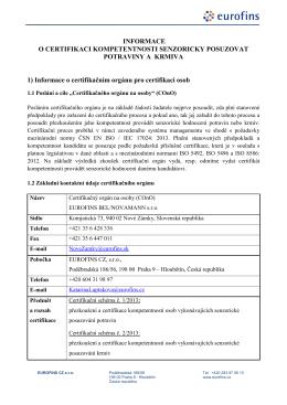 INFORMACE_o certif osob_CZ