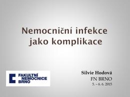 Silvie Hodová