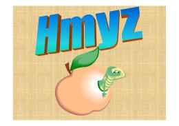 Hmyz - Fyto1