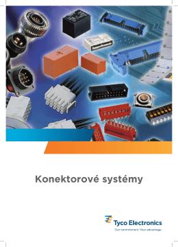 Konektory - Tyco Electronics Czech sro