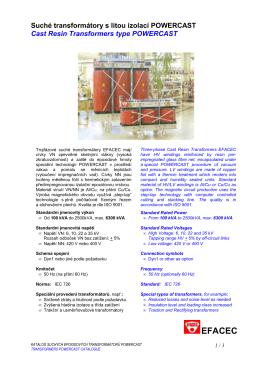 Katalog 1 - efacec cz