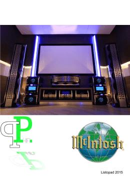 McIntosh - PP HiFi Studio
