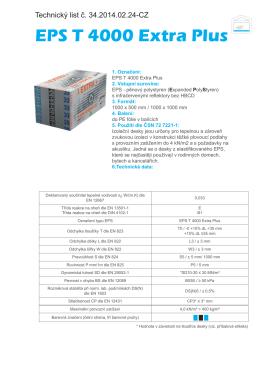 EPS T 4000 Extra Plus