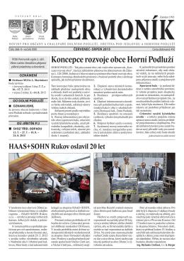 Červenec–srpen 2015 - Jiřetín pod Jedlovou