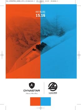 Dynastar & Lange 2015/16
