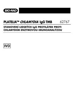 PLATELIA™ CHLAMYDIA IgG TMB