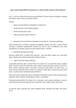 Valná Hromada 2015 - pdf
