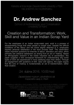 Dr. Andrew Sanchez