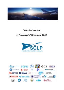 Výroční zpráva SČLP za rok 2013 – ke stažení – PDF