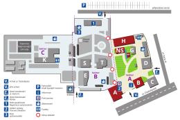 Mapa výstaviště PDF