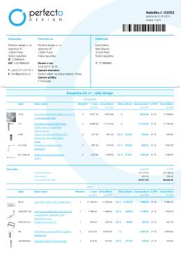 Koupelna K2 v1 - oblý design Nabídka č. IC0352