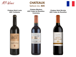 chateaux - MP WINES