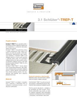 3.1 Schlüter®-TREP-T