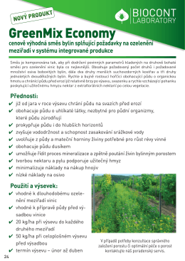 GreenMix Economy