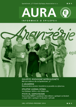 """Aura 248 - Společnost """"E"""""""
