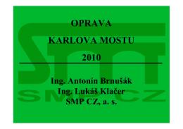 Ing. Antonín Brnušák