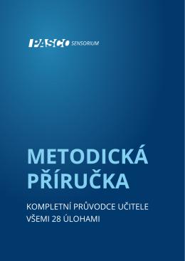 Metodická příručka - ukázka