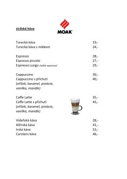 Cappuccino 30
