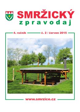 Smržický zpravodaj 2015/2