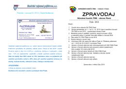 Zpravodaj 2015 - OSH ČMS Písek