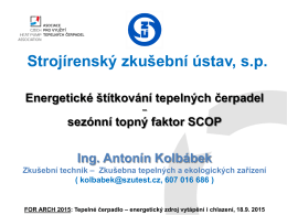 ZDE - Strojírenský zkušební ústav, s.p.