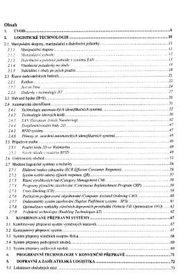 Logisticke a prepravni technologie / Vaclav Cempirek [et al.]